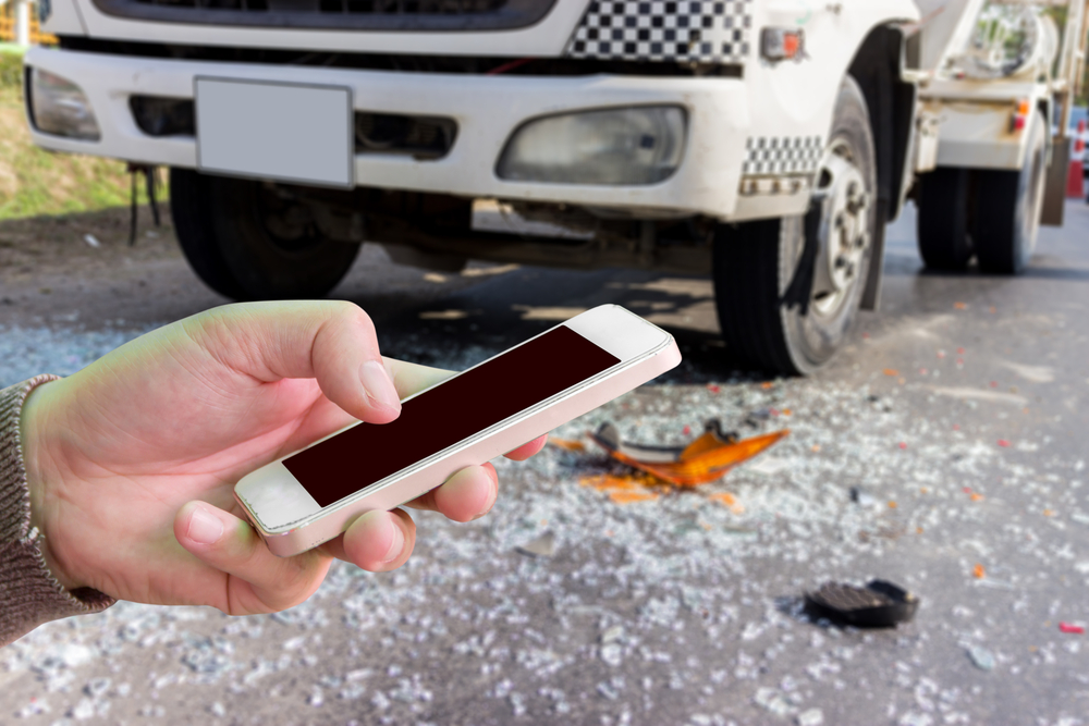 What Caused Your Commercial Truck Crash?
